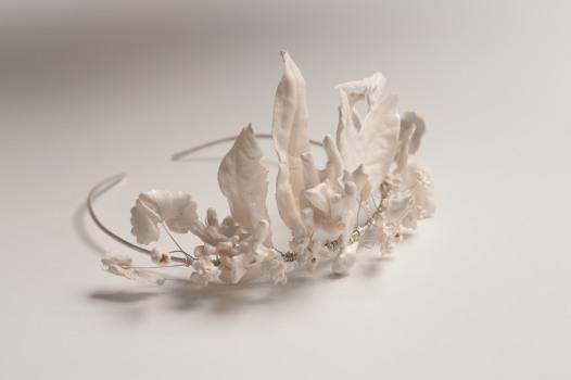 botanical tiara